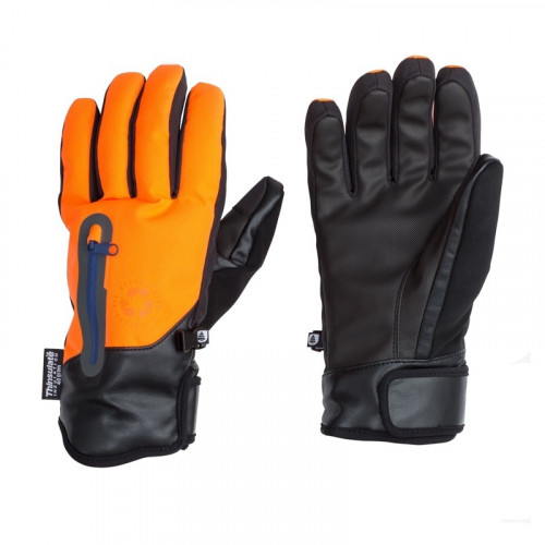 new images of price reduced save up to 80% Gants De Ski Picture Organic Madison Neon Orange