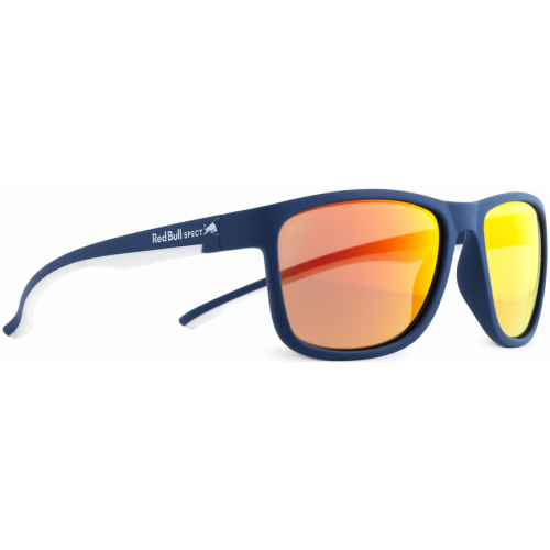 lunettes red bull twist blue orange mirror polar precision ski. Black Bedroom Furniture Sets. Home Design Ideas