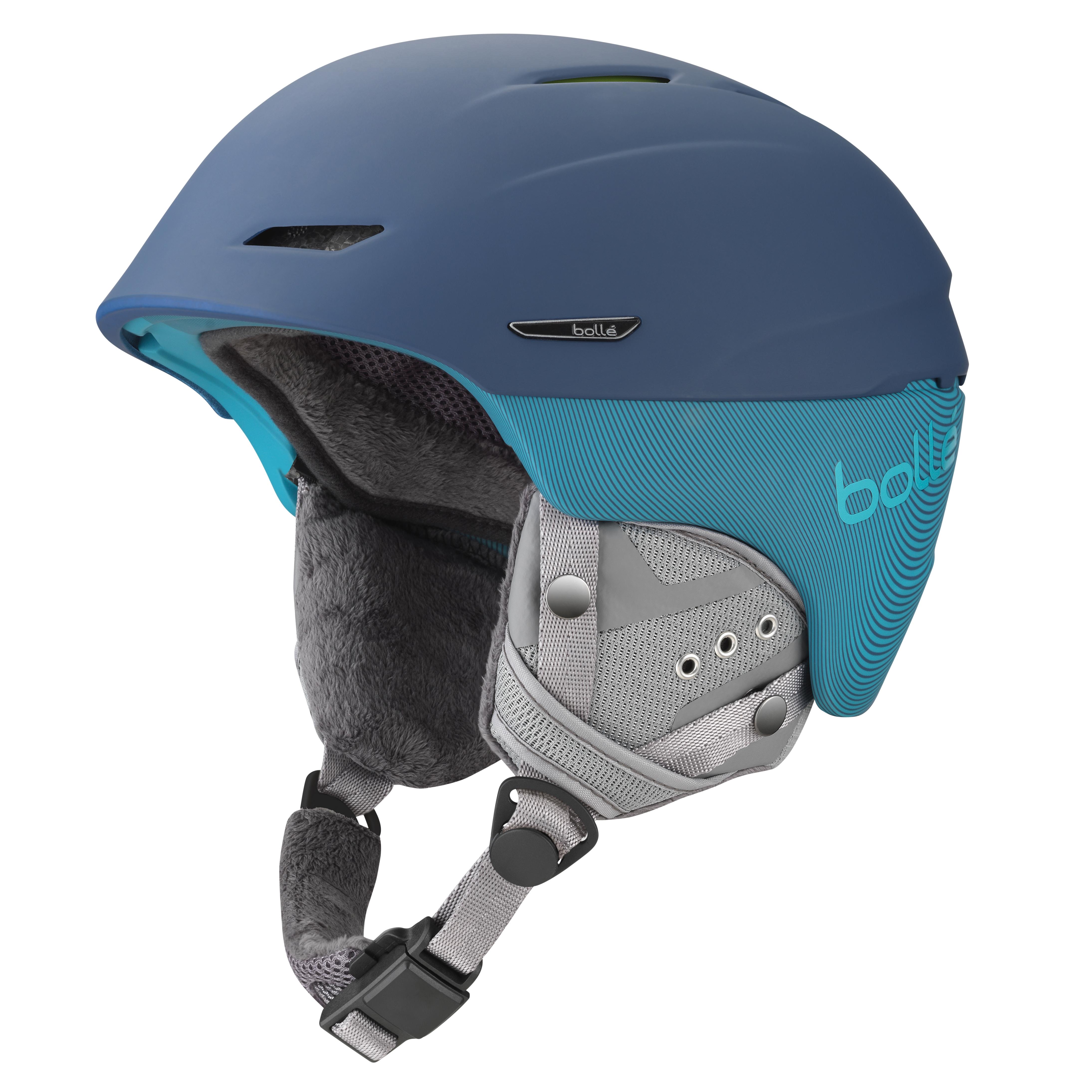 De Soft Casque Precision Green Millenium Blue Ski Bollé Pw6W6qdU