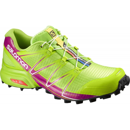 db73364210f Chaussures De Trail Femme Salomon Speedcross Pro W Green Deep Dalhi