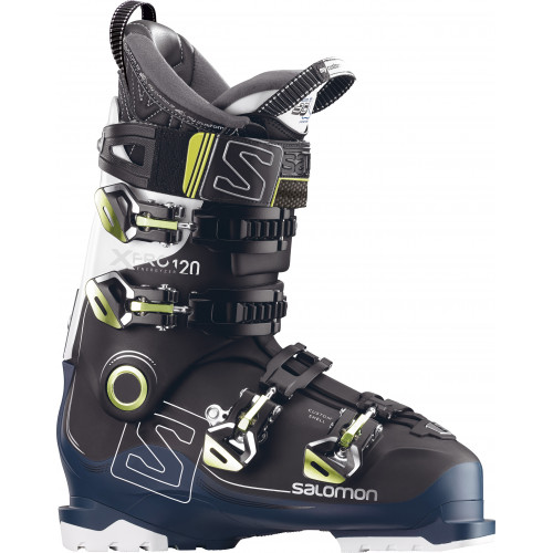 Chaussures De Ski Salomon X Pro 120 Bk/Petrol Bl