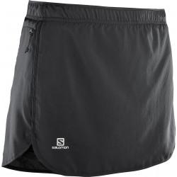 Jupe-short Salomon Agile Skort W Black 8d28bb9b5d8