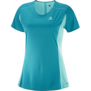 Shirt Heather Blue T Agile Salomon Enamel WEeDH9IY2