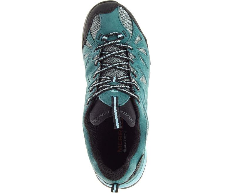 2c2c816925f Chaussures Randonnée Merrell Capra Gtx Sea Pine - PRECISION SKI