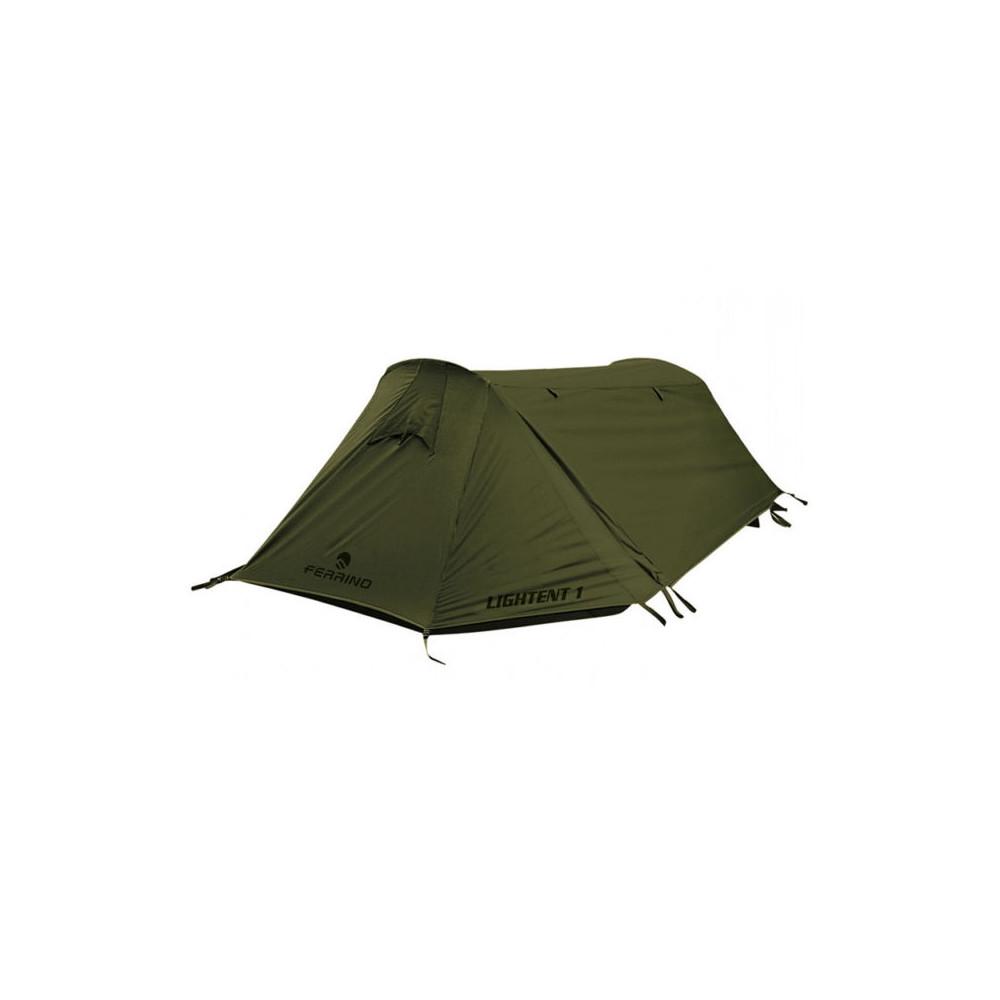 Tente Ferrino  Lightent 1 Tent Olive  Seleccione de las marcas más nuevas como
