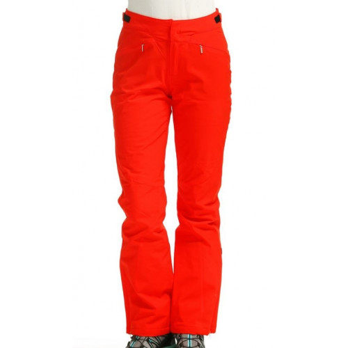 pantalon de ski luhta fransiska orange precision ski. Black Bedroom Furniture Sets. Home Design Ideas