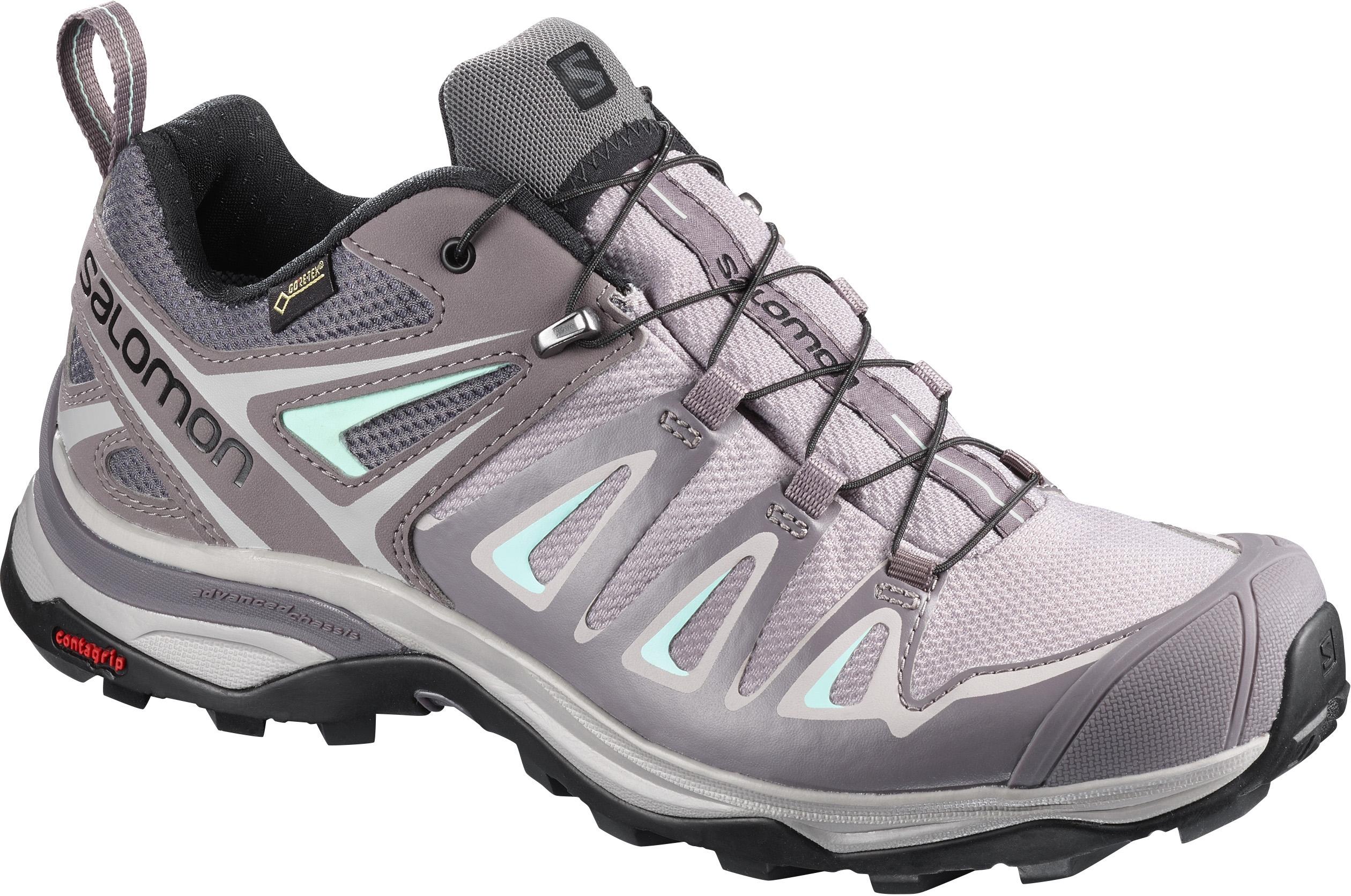 Chaussures W Magnet Ultra 3 Shark Randonnée Salomon X Gtx O8kn0wP