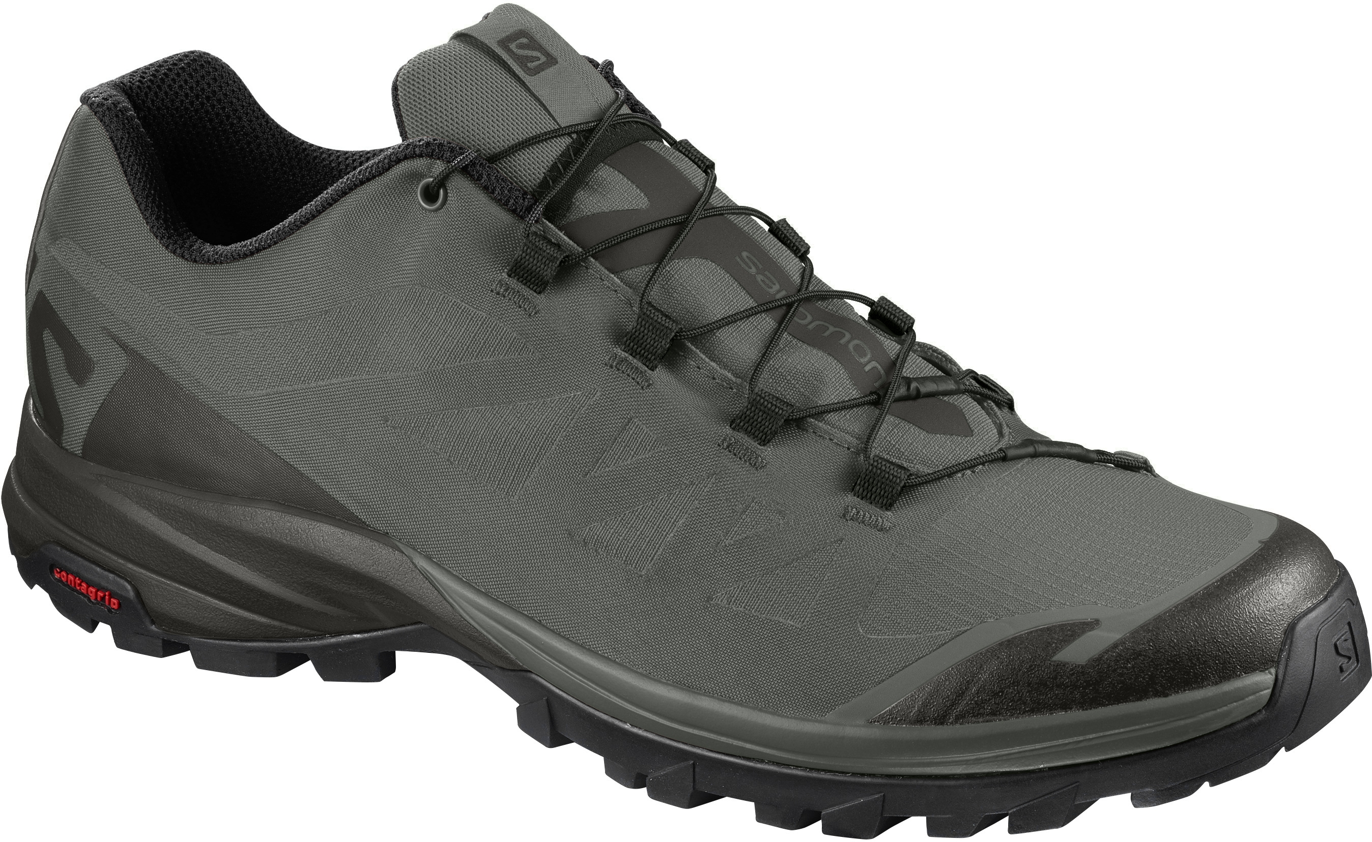 Salomon Outpath Chaussures Precision Randonnée Ski Beluga Grey BoQWrEdCxe