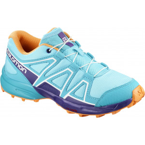 Speedcross Salomon J Blue Chaussures Curacao 5LqA3R4j