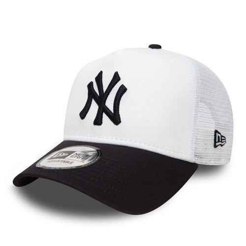 casquette new era 9forty new york yankees navy precision ski. Black Bedroom Furniture Sets. Home Design Ideas