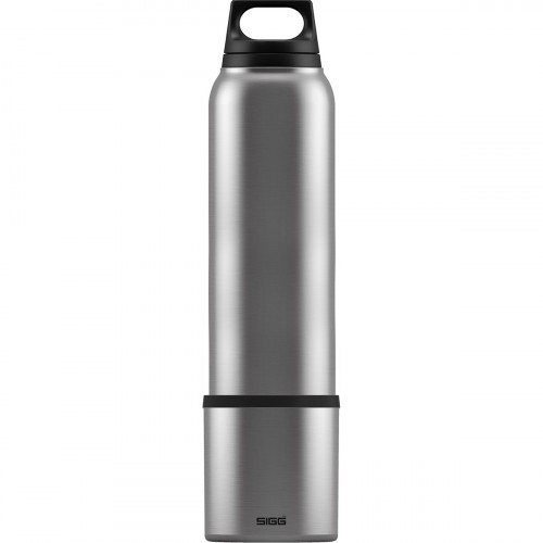 Thermos Sigg Hot & Cold 1l Avec Tasse Brushed