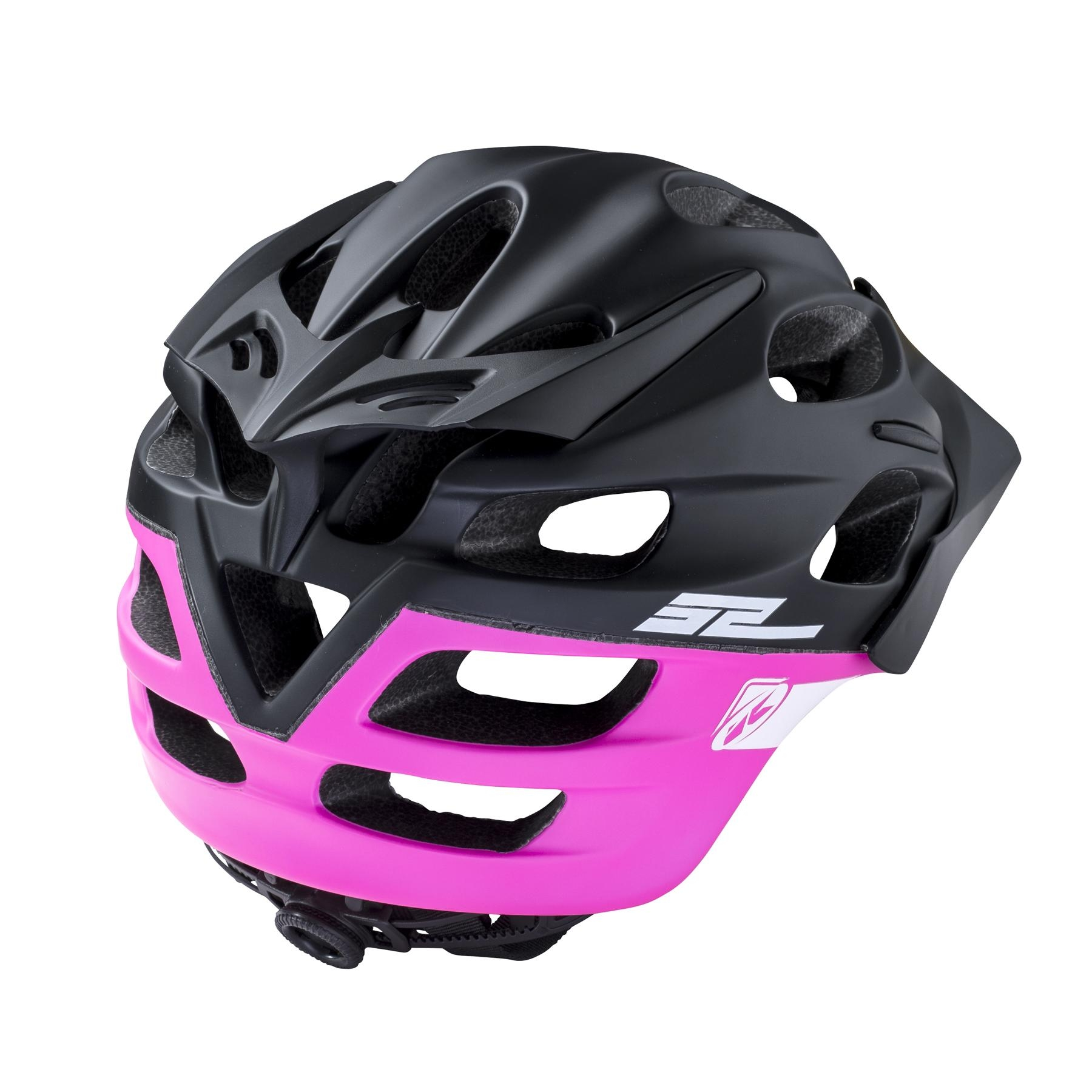 Casque Black Kenny Pink S2 Vtt Enduro lFcK1J