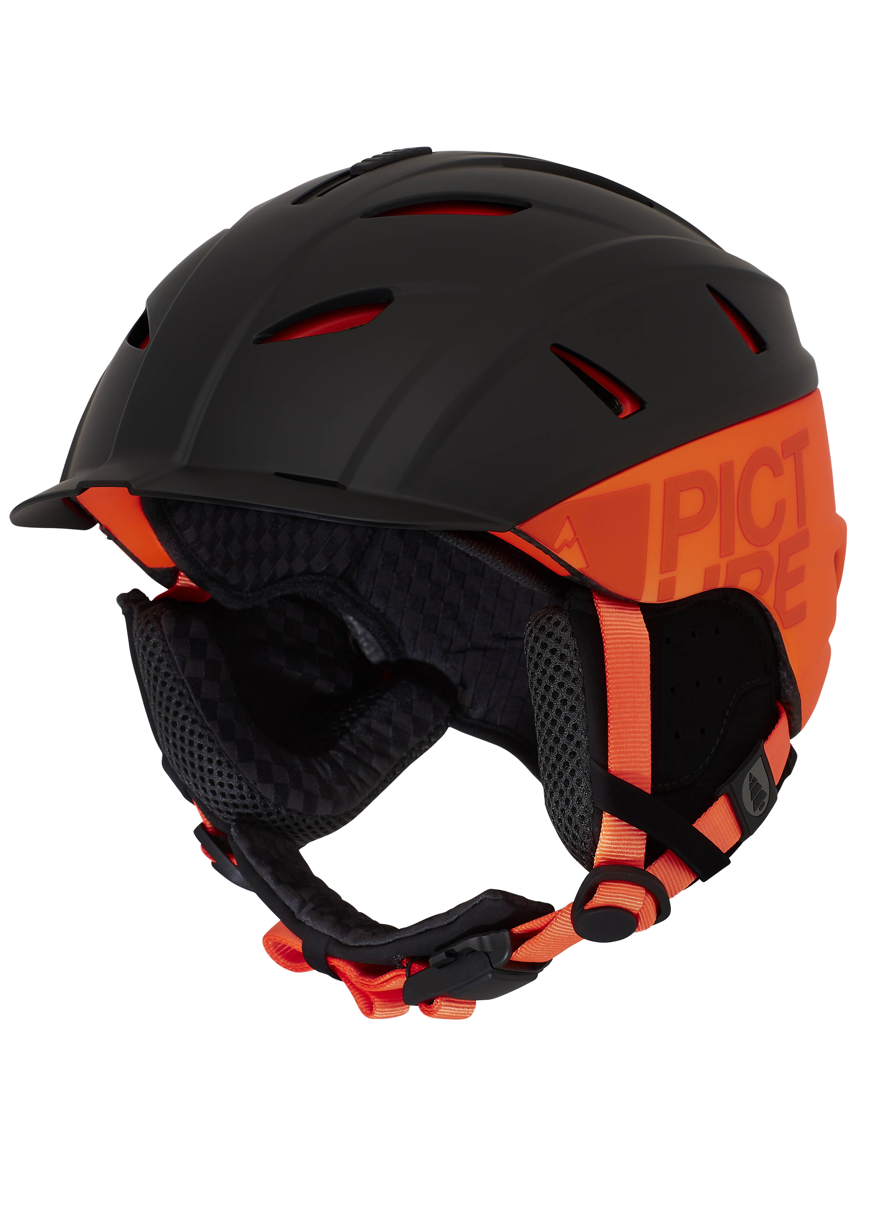 Orange Picture Casque Omega Helmet De Ski cR5A4qSj3L