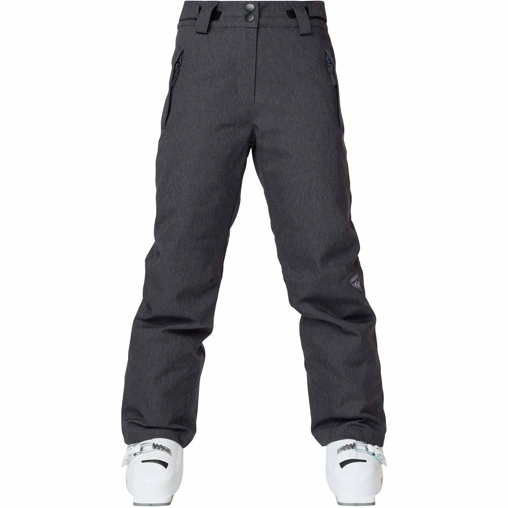 77647cba28e0 Pantalon De Ski Junior Rossignol Girl Ski Denim Pant - PRECISION SKI