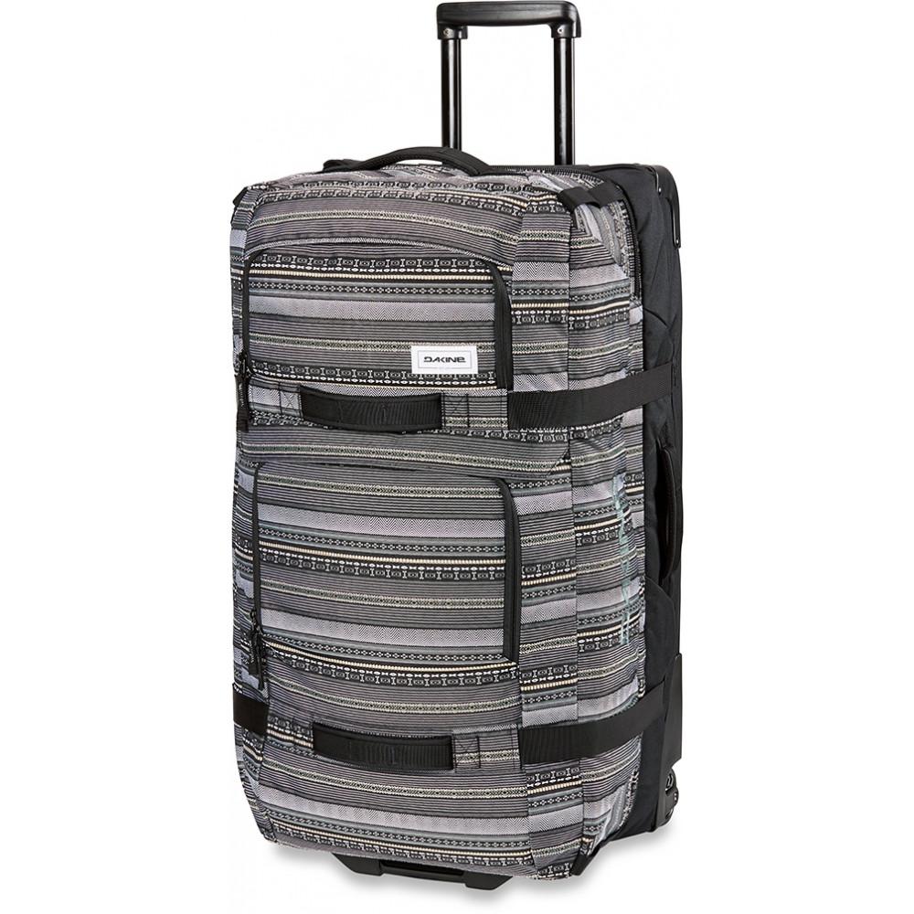 niepokonany x Najlepsze miejsce eleganckie buty Suitcase Dakine Split Roller 110l Zion