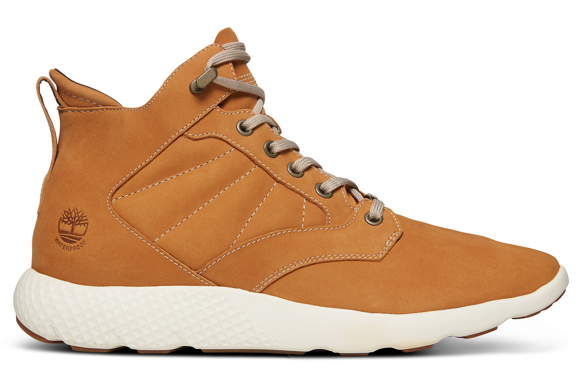Chaussures C Timberland Leather Flyroam Wp Wheat Kcl1JTF3