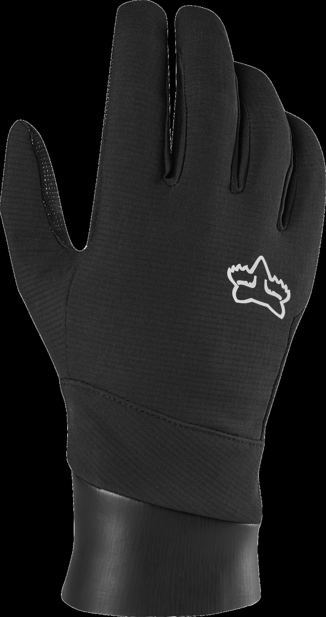 Glove Gants Pro Vtt De Fox Attack Fire Black DEH29I