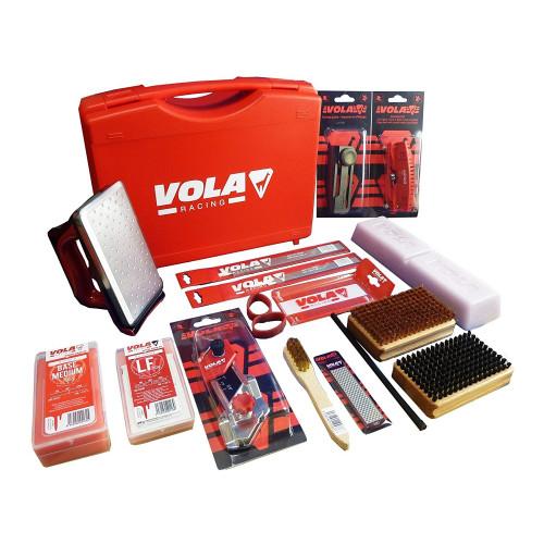 MALLETTE VOLA RACING WAXING CHALLENGE BOX BLACK