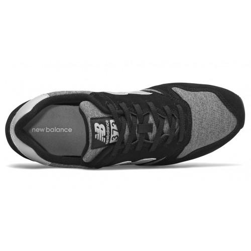 le dernier 4ed80 ffdce Sneakers New Balance Ml373 D Black / White