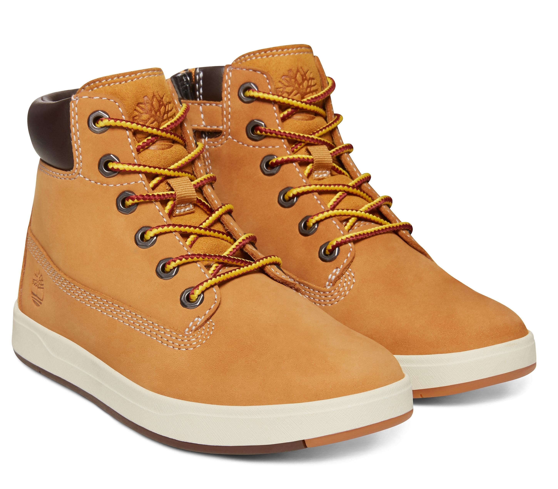Chaussures Davis Inch 6 Wheat Square Timberland qcjA5RL34