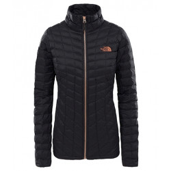 07107692fb8dd Veste The North Face Thermoball Black Metallic Copper