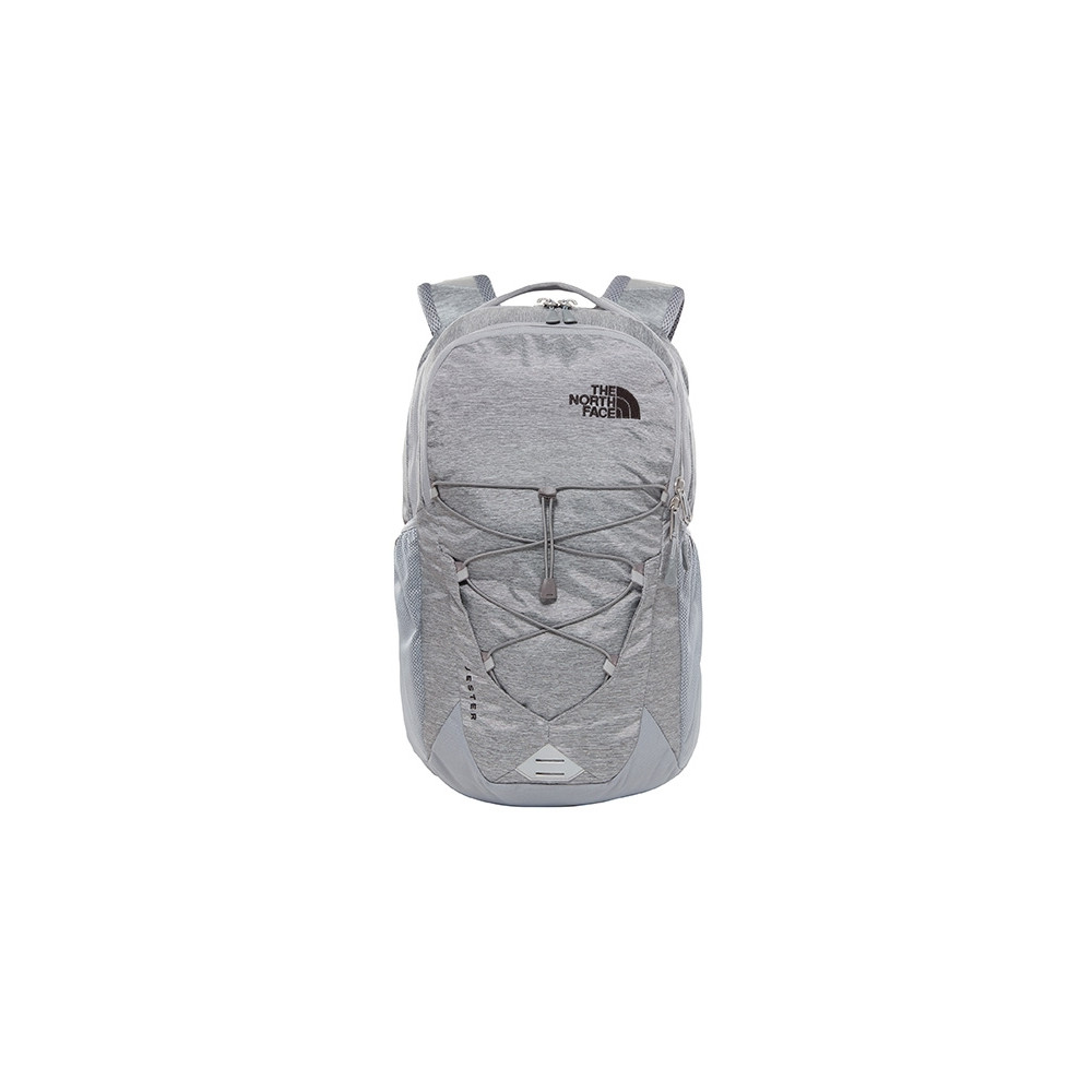 Sac A Dos The North Face Jester Mid grau Heather