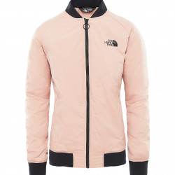 db2bf652865cd Blouson The North Face Co mfy Insulated Bomber Rose