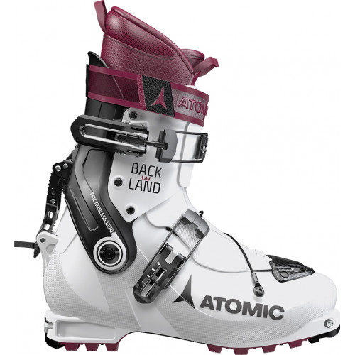 94ffffca7cb Chaussures Ski De Rando Atomic Backland W White Purple - PRECISION SKI