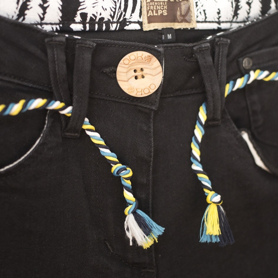 f60e63d3f9dad Pantalon Abk Svana Pant Stone Black - PRECISION SKI