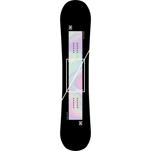 Snowboard Easy Snowboards Black Torsion Precision Ski