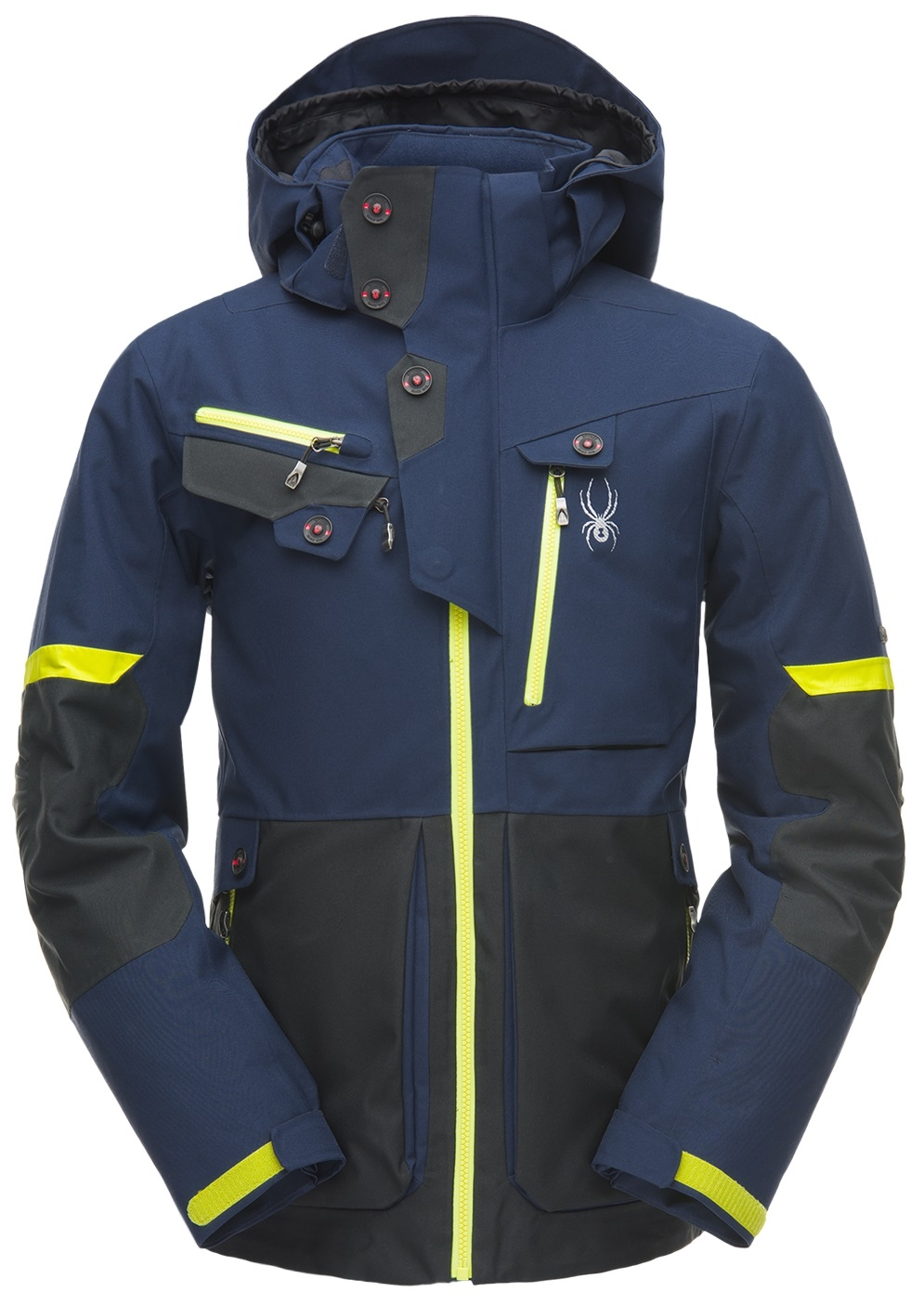 SPYDER - Veste de ski, pantalon, gant et bonnet - PRECISION SKI 5b9d80c953c
