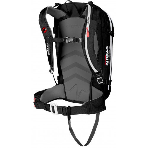 Sac Abs Mammut Ride Removable Airbag 30L Black