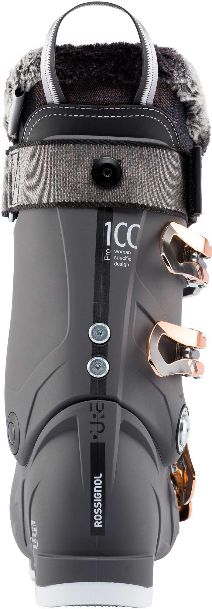 Chaussures De Ski Rossignol Pure Pro 100 Graphite par