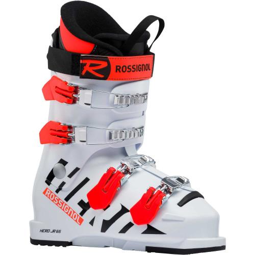 c605864b3da14 Chaussure De Ski Junior Rossignol Hero Jr 65 White - PRECISION SKI