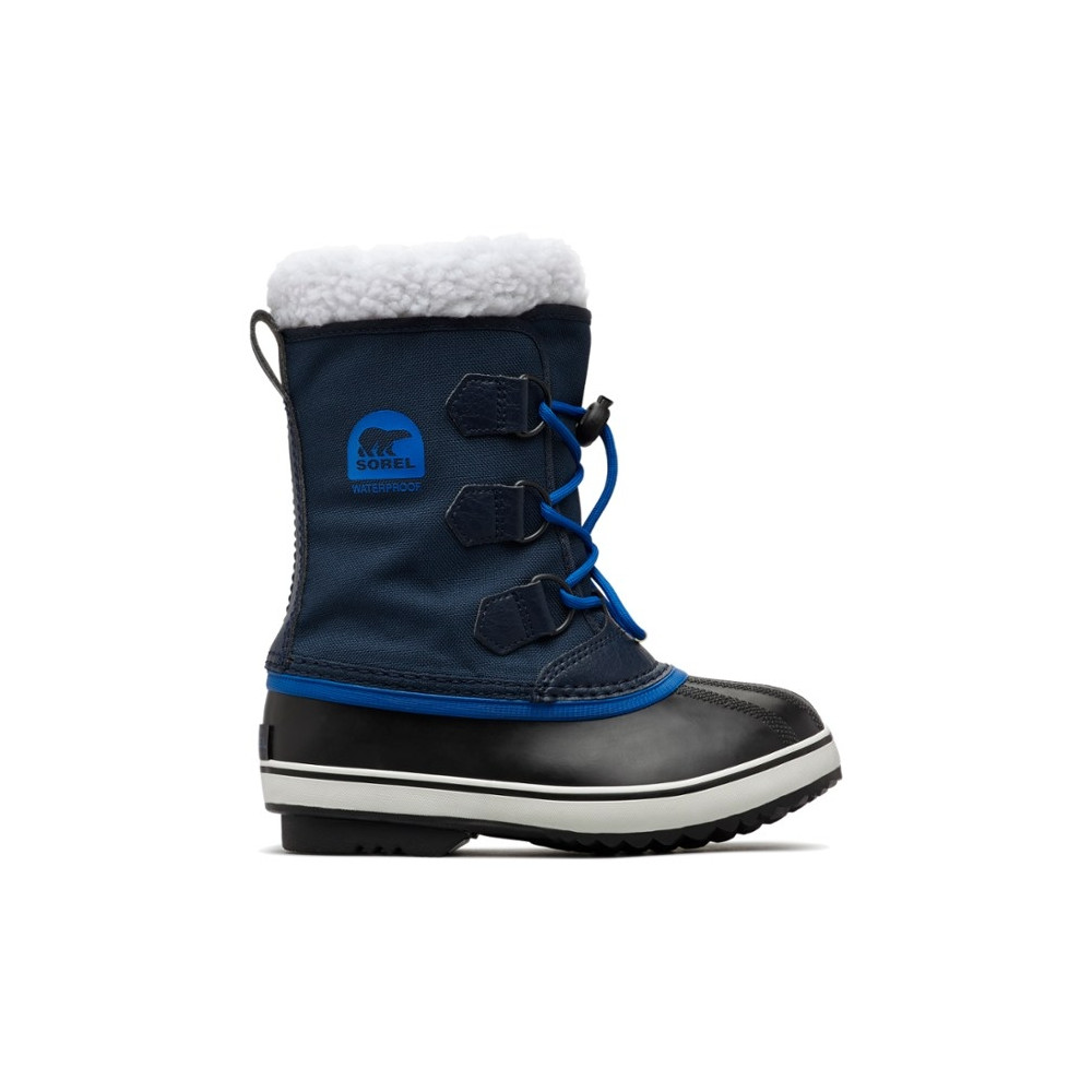 """Chaussures Boots Sorel homme 1964 Pac Nylon /""""Collegiate/"""" taille Bleu marine"""