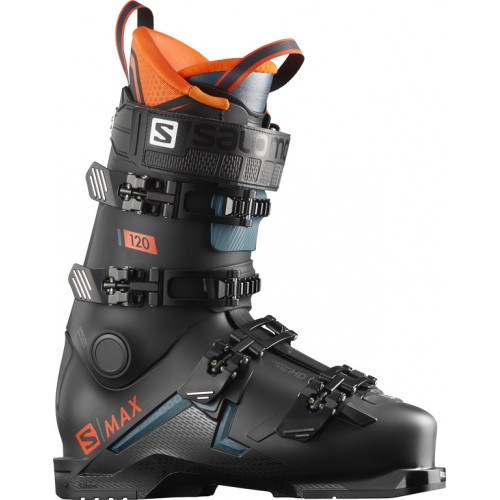 De Precision Ski Salomon Orange Chaussures Bk Smax 120 7pUwwq