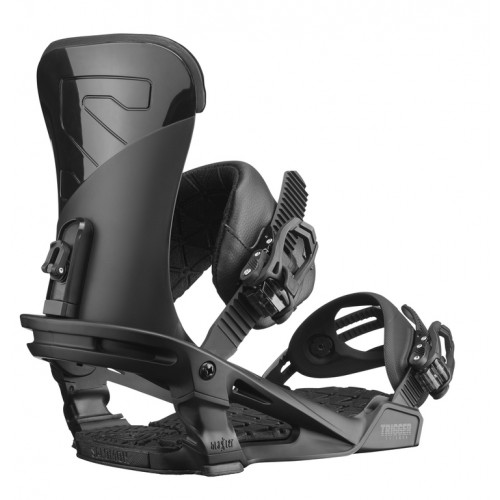 Salomon Snowboard SKI De Fixation PRECISION Trigger Black 5A4LR3j