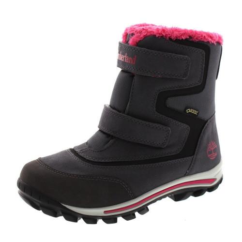 2392bd6607c Boots Timberland Chillberg 2-strap Grey Junior