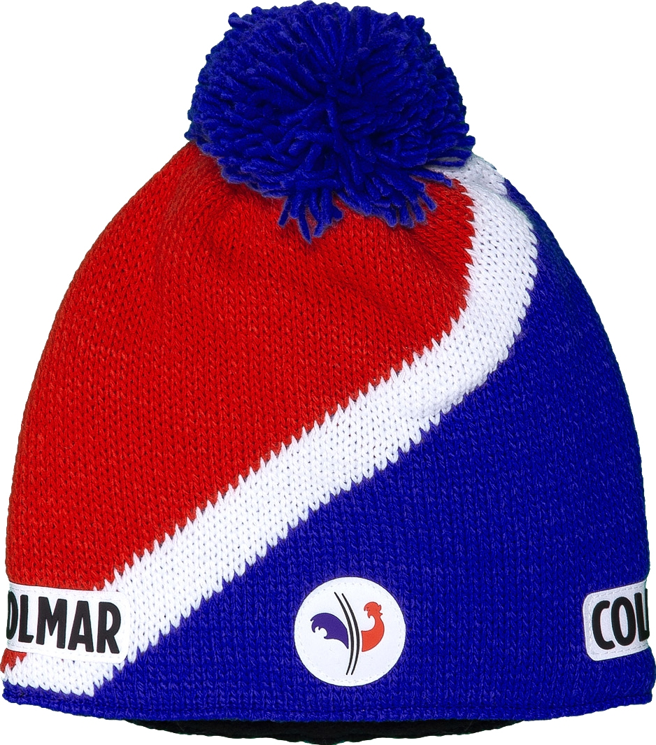 Bonnet Colmar Ffs 2oy Blue White Red