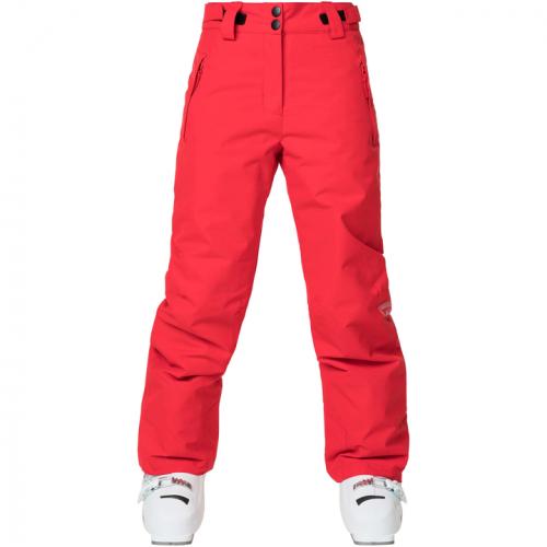 5b3456ce3364 Pantalon De Ski Junior Rossignol Girl Ski Pant Rosewood - PRECISION SKI