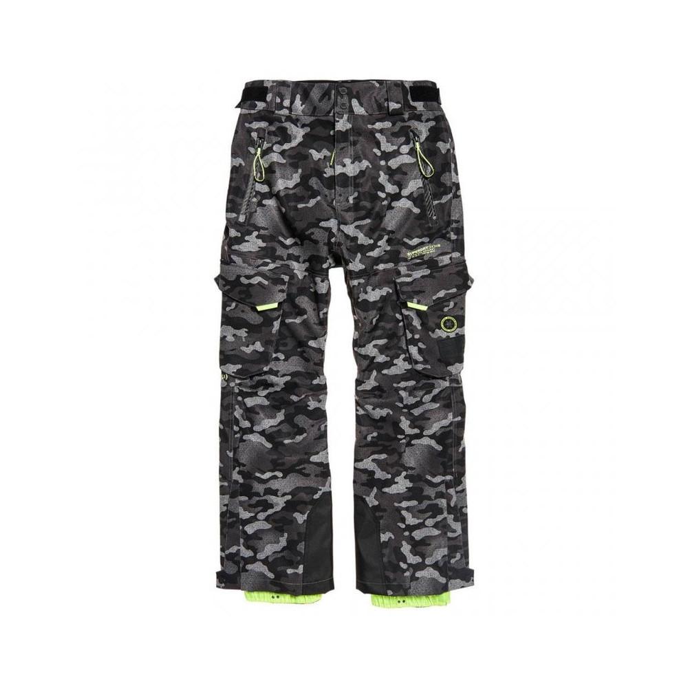 Pantalon Ski Contrast Camo Pant Snow De Superdry iuZXOPk