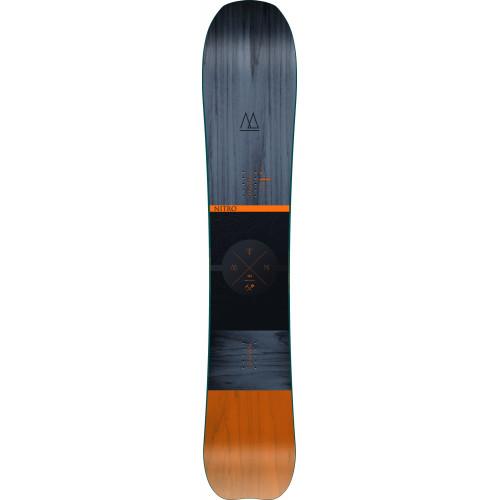 Snowboard Nitro Mountain Precision Ski