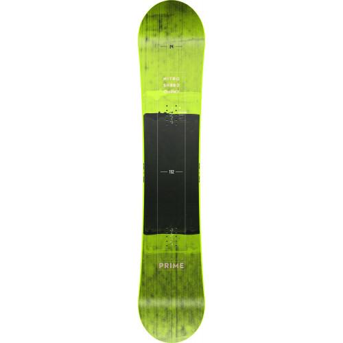 Snowboard Nitro Prime Toxic Precision Ski