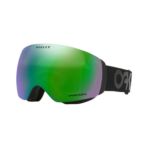 Masque Ski Oakley Flight Deck Xm FACTORY PILOT BLACK PRIZM JADE IRIDIUM