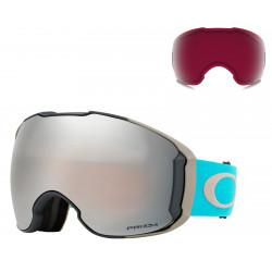 Masque Ski Oakley AIRBRAKE XL MOONROCK SEA PRIZM BLACK   ROSE a4f83045a073