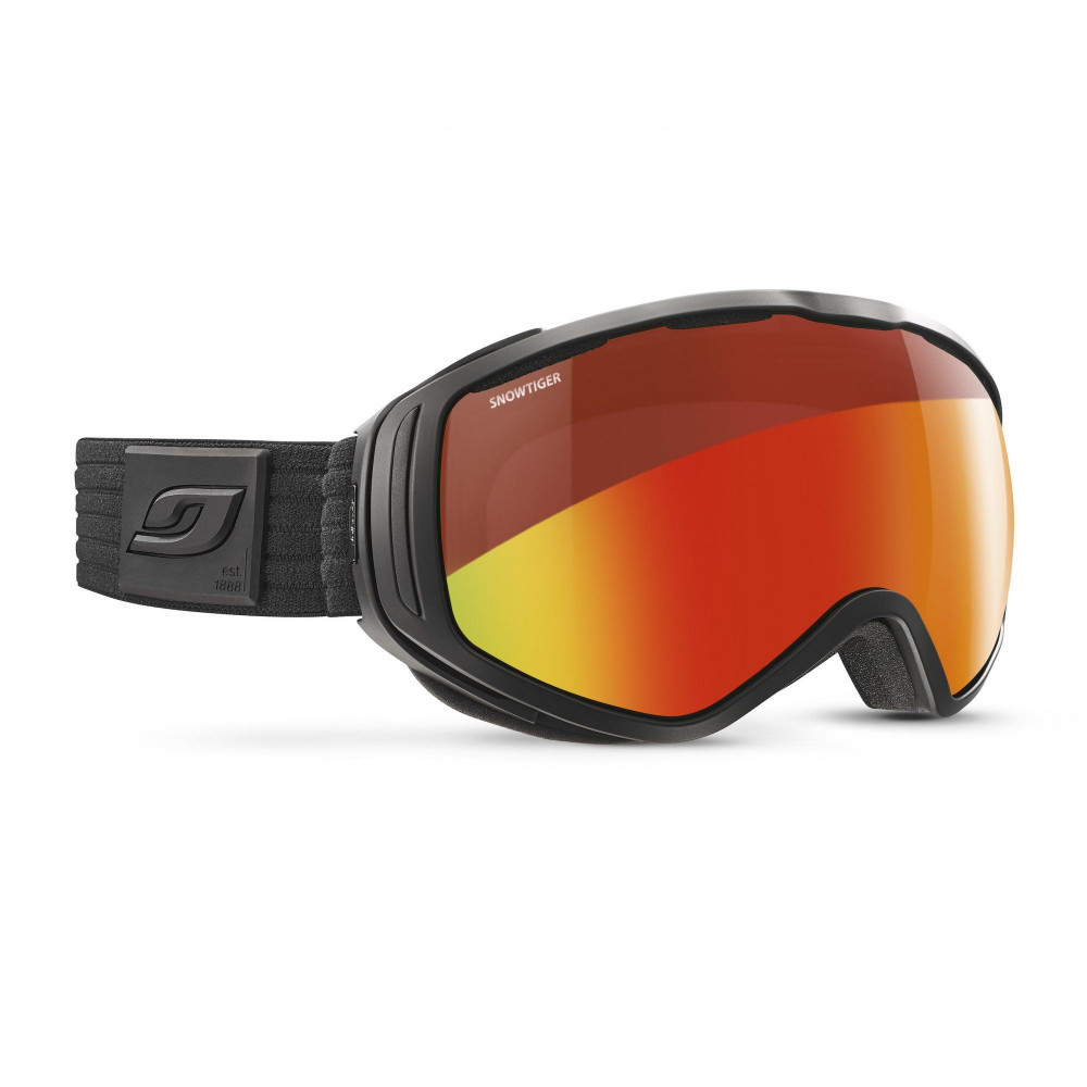 Masque De Ski Julbo Titan Otg Noir Snowtiger Multilayer Fire