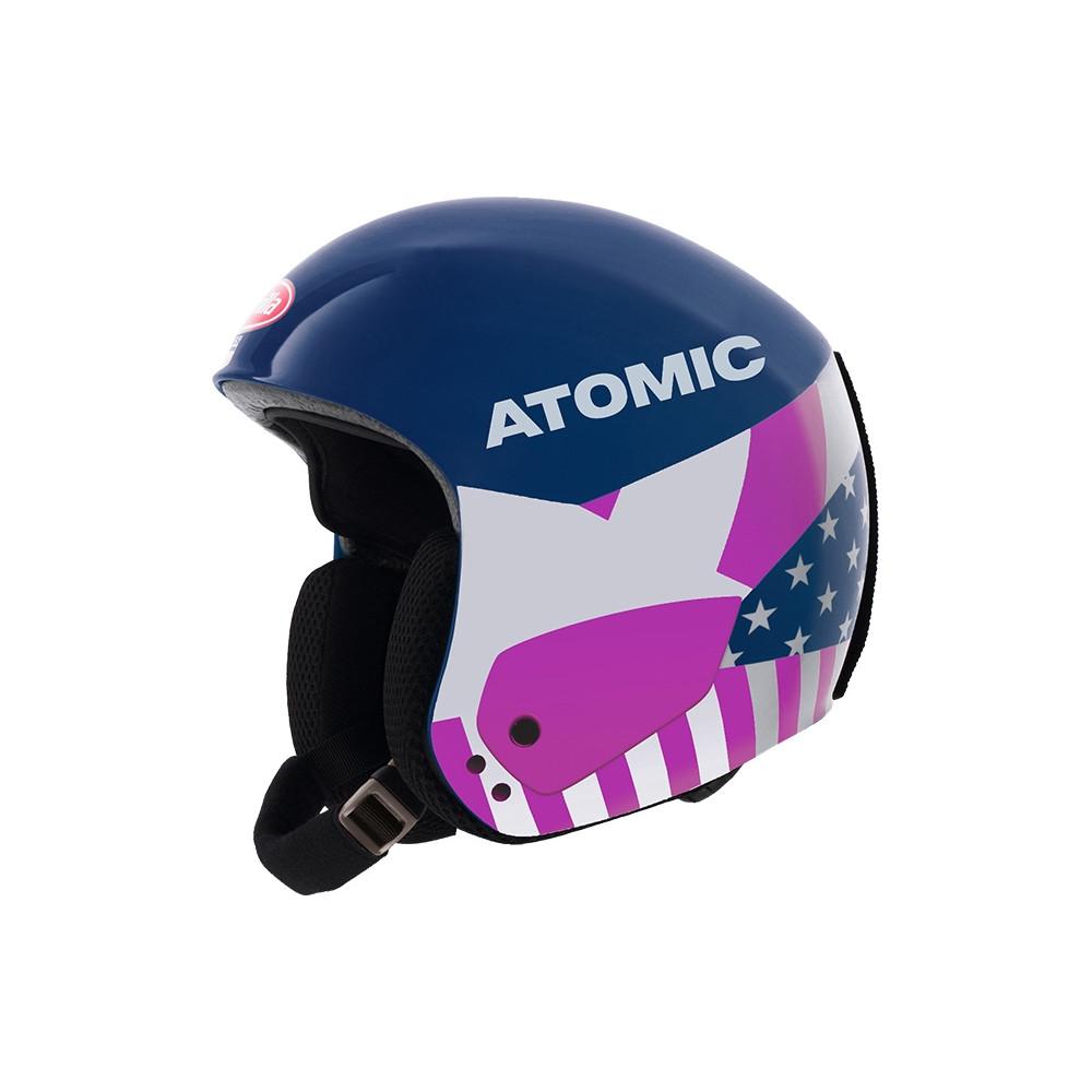 Atomic Casque Ski Redster De Replica Mikaela F13TluJKc