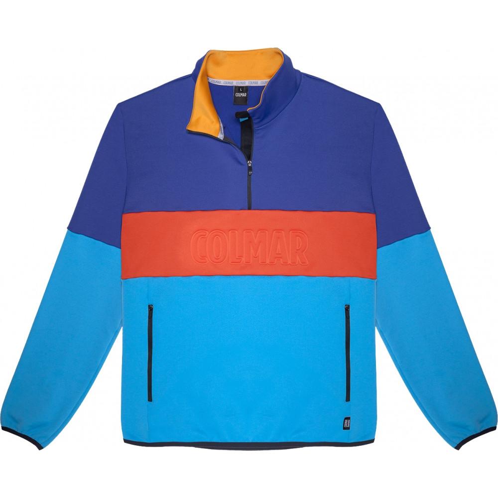 Sweatshirt Colmar 2oc Spacerace Capsule Half Zip