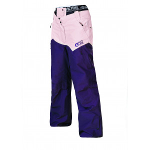 Organic Week End Pant Purple Picture Pantalon De Ski mN8n0wv