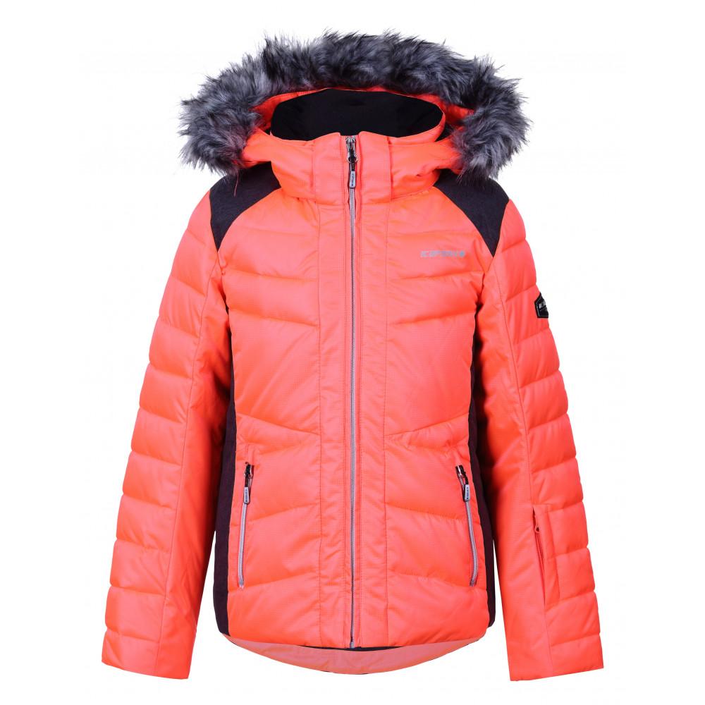 Hara Icepeak Veste Ski Orange Jr De RLASc3q54j